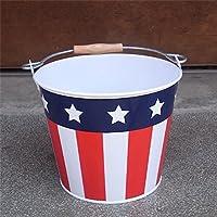 USA BUKET M  星条旗 アメリカ アメリカン雑貨 アメリカ雑貨 アメ雑