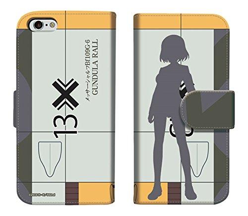 ブレイブウィッチーズ 07 グンドュラ・ラル ダイアリースマホケース for iPhone6/6sの詳細を見る