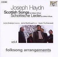 ハイドン:スコットランド歌曲 第4集(3枚組)(Haydn:folksong arrangements vol.4)