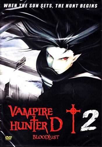 Vampire Hunter D Bloodlust 2