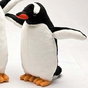 リアルぬいぐるみ ジェンツーペンギン Sサイズ