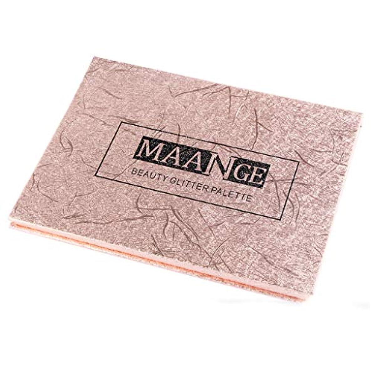 ディスク提供する酸素ファッション12色アイシャドウパレット高級ゴールデンマットヌードアイシャドウパレット