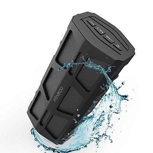Bluetooth スピーカー MindKoo ワイヤレス スピーカー 高音質/Bluetooth4.2/IPX5防水規格/30時間連続再生 ポータブル ブルートゥース スピーカー iPhone & Android対応