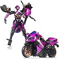 JQ trend おもちゃ 変形 ロボット MACHINE BOY ARCEE (パープル)