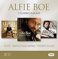 Alfie Boe: 3 Classic Albums by ALFIE BOE