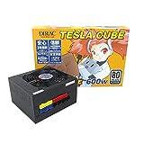 ディラック TESLA CUBE ATXシリーズ ATX規格電源ユニット 600W 80PLUS PLATINUM Haswell対応 DIR-TCAXP-600 V1.0