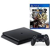 PlayStation 4 ジェット・ブラック 500GB(CUH-2000AB01)+ ドラゴンボール ゼノバース2 セット
