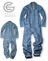 GRACE ENGINEERS グレースエンジニアーズ GE-105 長袖ツナギ