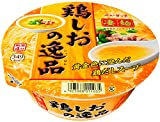 ニュータッチ 凄麺 鶏しおの逸品 110g×12個