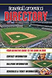 Baseball America 2019 Directory: Who's Who in Baseball, and Where to Find Them (Baseball America Directory)