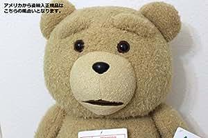 Ted 24-Inch Talking Plush Teddy Bear テッド テディベア 映画のテッドと等身大 おしゃべりぬいぐるみ 「R指定版」 24インチ 並行輸入品