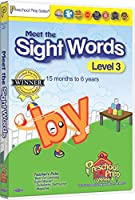 Meet the Sight Words 3 [DVD] [Import]