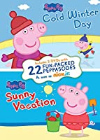 Peppa Pig: Cold Winter Day/Sunny Vacation [DVD]