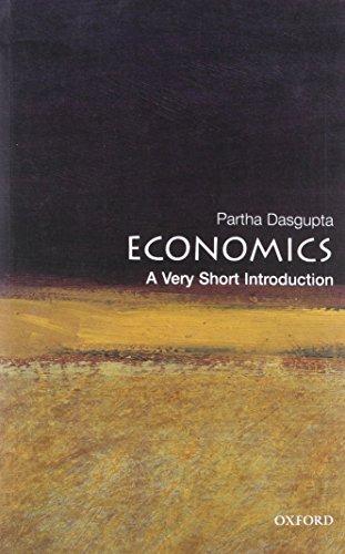 Very Short Introductions: Economicsの詳細を見る