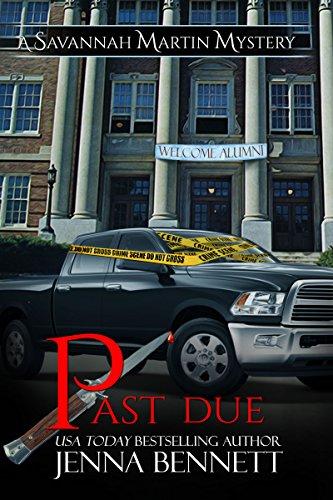 Past Due: #8 (Savannah Martin Mysteries) (English Edition)