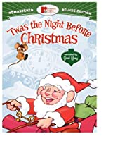 Twas The Night Before Christmas: Deluxe Edition [並行輸入品]