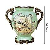 北欧風 セラミック花瓶 レトロ インテリア 装飾