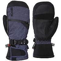 KOMBI (コンビ)36491 The Freerider Mens Mitt1601 Blue Jeans メンズ グローブ スノーボード スキー サイズ-M