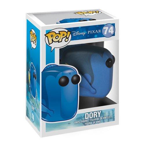 POP! ディズニー「ファインディング・ニモ」 ドリー 高さ約90mm プラスチック製 塗装済み完成品フィギュア