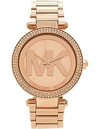 [マイケルコース] 腕時計 レディース MICHAEL KORS MK5865 ローズゴールド [並行輸入品]