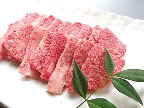 厳選 【 黒毛和牛 雌牛 限定 】 牛 カルビ 焼肉 500g