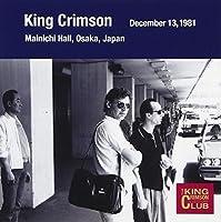 コレクターズ・クラブ 1981年12月13日 大阪 毎日ホール