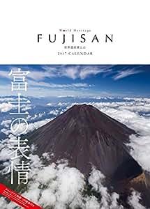 富士山カレンダー2017(富士の表情:タイムラプス、パノラマVR付)