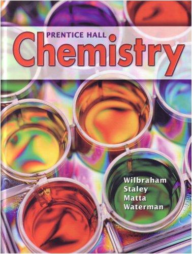 Download Prentice Hall Chemistry 0131152629