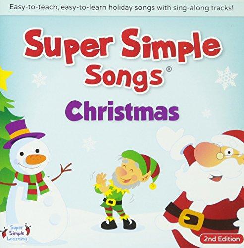 スーパー シンプル ソングス・クリスマス CD Super ...