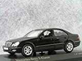 1/43 メルセデス ベンツ 〓 E クラス ( W211 ) / オブシディアン ブラック〓 Mercedes