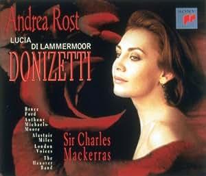 ドニゼッティ : 歌劇「ランメルモールのルチア」(全曲)