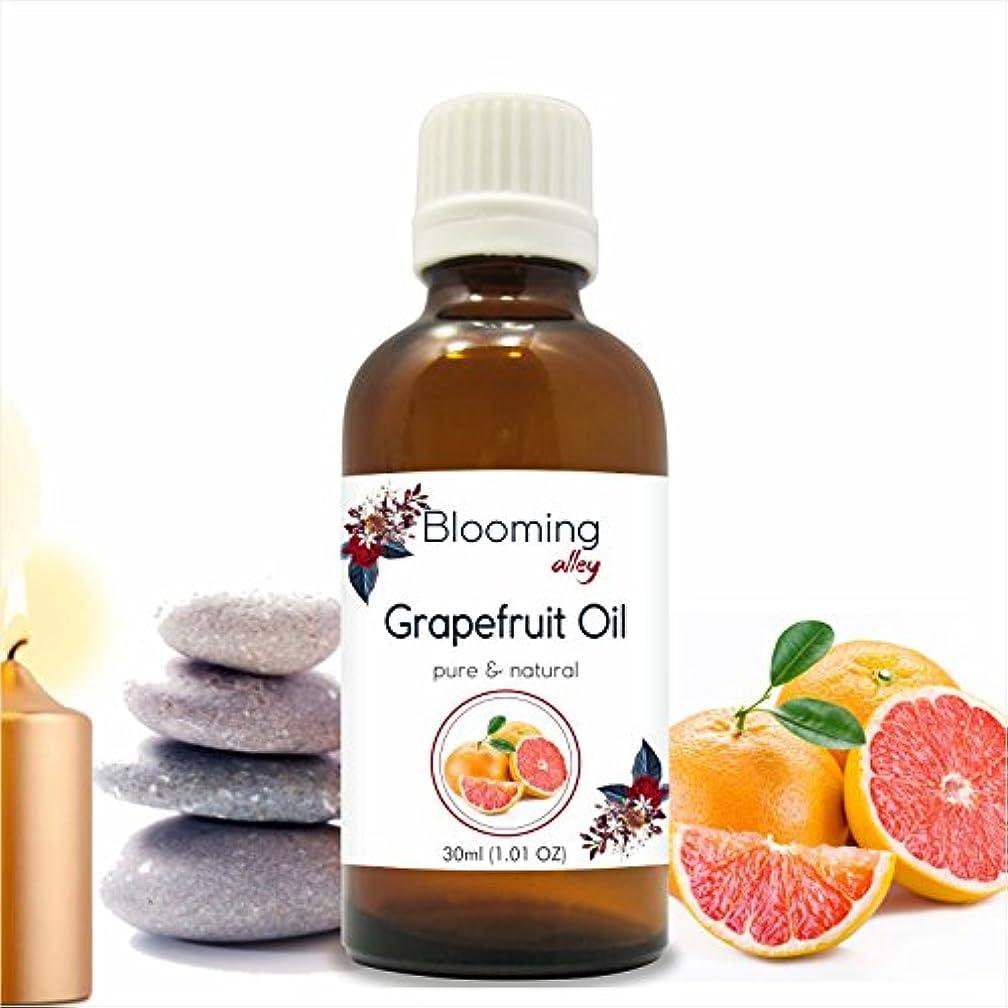 不健全高くにもかかわらずGrapefruit Oil (Citrus Paradisi) Essential Oil 30 ml or 1.0 Fl Oz by Blooming Alley