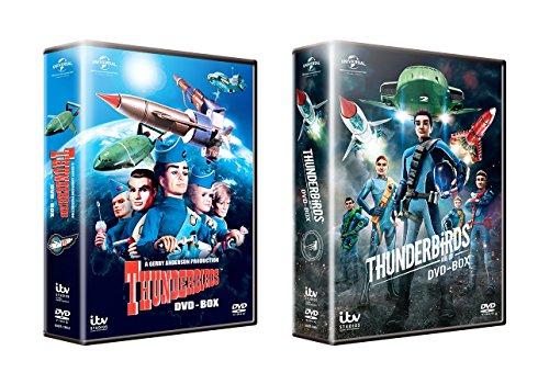 【Amazon.co.jp限定】『サンダーバード』 &『 サンダーバード ARE GO』 スペシャルプライスセット [DVD]