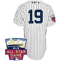 Majestic(マジェスティック) MLB ヤンキース #19 田中将大 2014 All-Star Authentic Player ユニフォーム (ホーム)