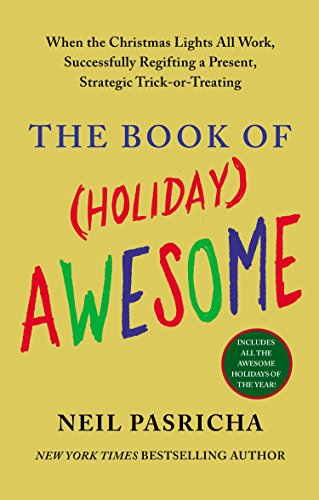 amazon the book of holiday awesome the book of awesome series