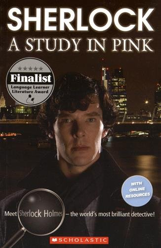 Sherlock: A Study in Pink (Scholastic Readers)の詳細を見る
