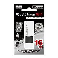SuperTalent USBフラッシュメモリー 16GB USB3.0 ST3U16NST1/S 11-0157