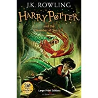 Harry Potter and the Chamber of Secrets (Large Print Edition)