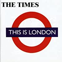 This Is London by TIMES (2007-01-09)