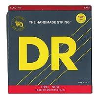 DR ベース弦 LONG NECK ステンレス .045-.105 TMH-45