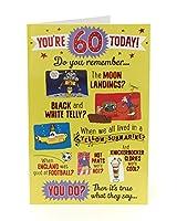 楽しい60歳の誕生日カード - 60日は自分を忘れないでくださいか?