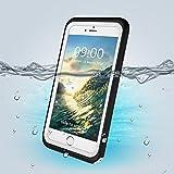 iphone 6 全面保護ケース さるりや 防水防塵耐衝撃 アウトドア ip68防水 防雪 指紋認証対応 高級素材 極薄 - Best Reviews Guide