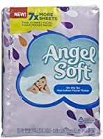Angel Soft On The Go Soft Pack Facial Tissue,White - 72 ct - 4 pk [並行輸入品]