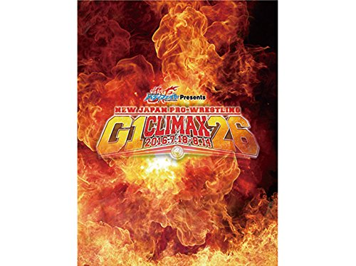 G1 CLIMAX 26 パンフレット