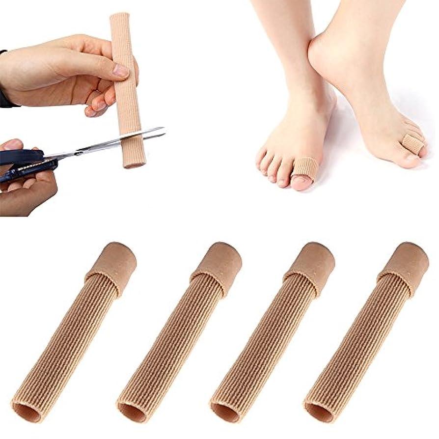 せっかち飛び込むスノーケル足指保護キャップ 母趾 サポーター 足指クッション まめ ささくれ巻き爪 つま先用インソール メンズ レディーズ用 痛みをやわらゲル伸縮 柔軟 つま先サポーター