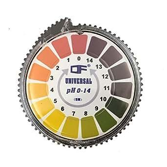 pH試験紙(ロールタイプ) pH1-14