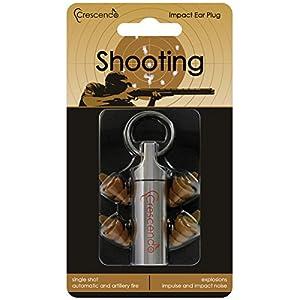 CRESCENDO 耳栓 射撃用 イヤープロ...の関連商品10