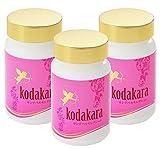 葉酸 ローヤルゼリー マカ 妊活サポートサプリメント kodakara 180粒(1か月分)×3本セット 【サンテベルセレクション】