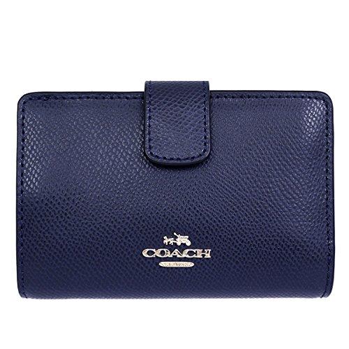 [コーチ] COACH 財布 (二つ折り財布) F54010 レザー 二つ折り財布 レディース [アウトレット品] [並行輸入品]