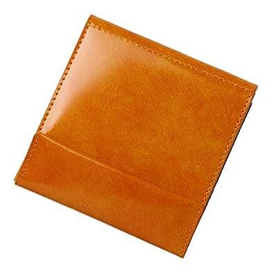 薄い財布 abrAsus (アブラサス) classic イエロー